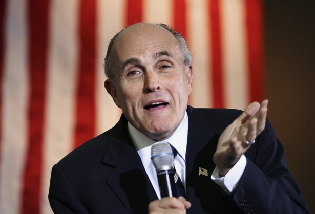 Trump Snubbed Rudy Giuliani For State, Now He's In Charge Of Cyber Security