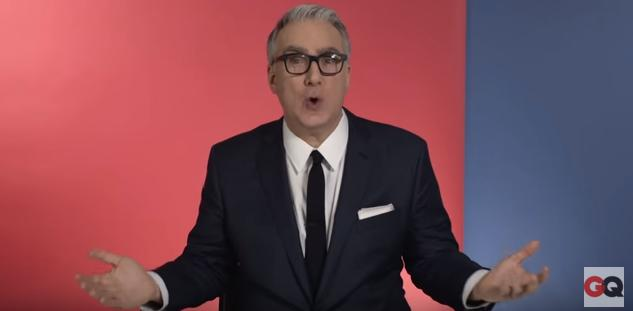 Watch: Keith Olbermann Demands Donald Trump Be Removed