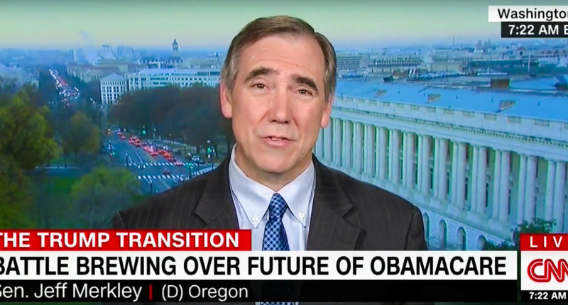 Democrat Senator Baits Republicans: You're 'Terrified' To Repeal Obamacare