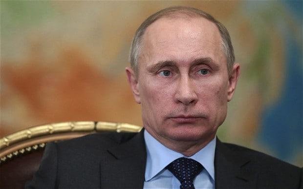 Vladimir Putin: Those Trying To Delegitimize Trump Are 'Worse Than Prostitutes'