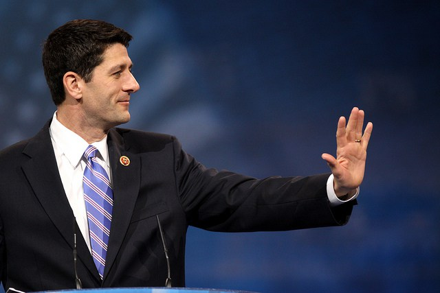 Paul Ryan Wins Oscar For 'Best Supporting Actor' For His