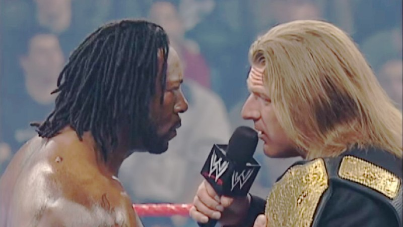 Remember When Triple H Went Full Racist…And WWE Had Him Come Out On Top At WrestleMania?