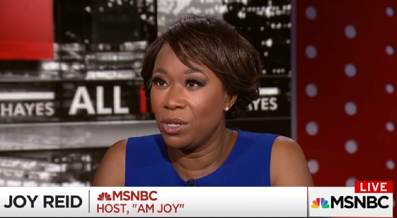 MSNBC Breaks Silence On Joy Reid's Blog Posts: 'She Has Grown And Evolved' In The Years Since