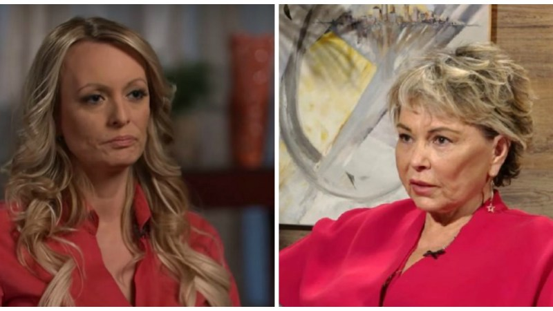 Stormy Daniels Corrects Roseanne Barr On What Adult Film Scenes She Does Because 2018