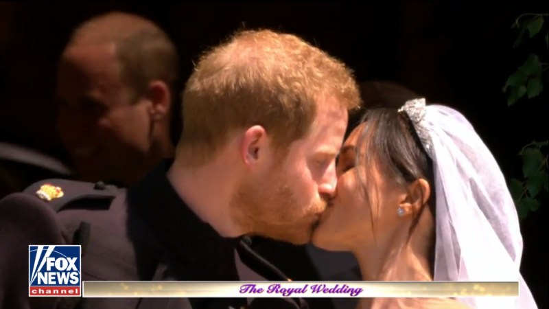 Fox News' Royal Wedding Coverage Most-Watched In Cable News, CNN Tops Demo