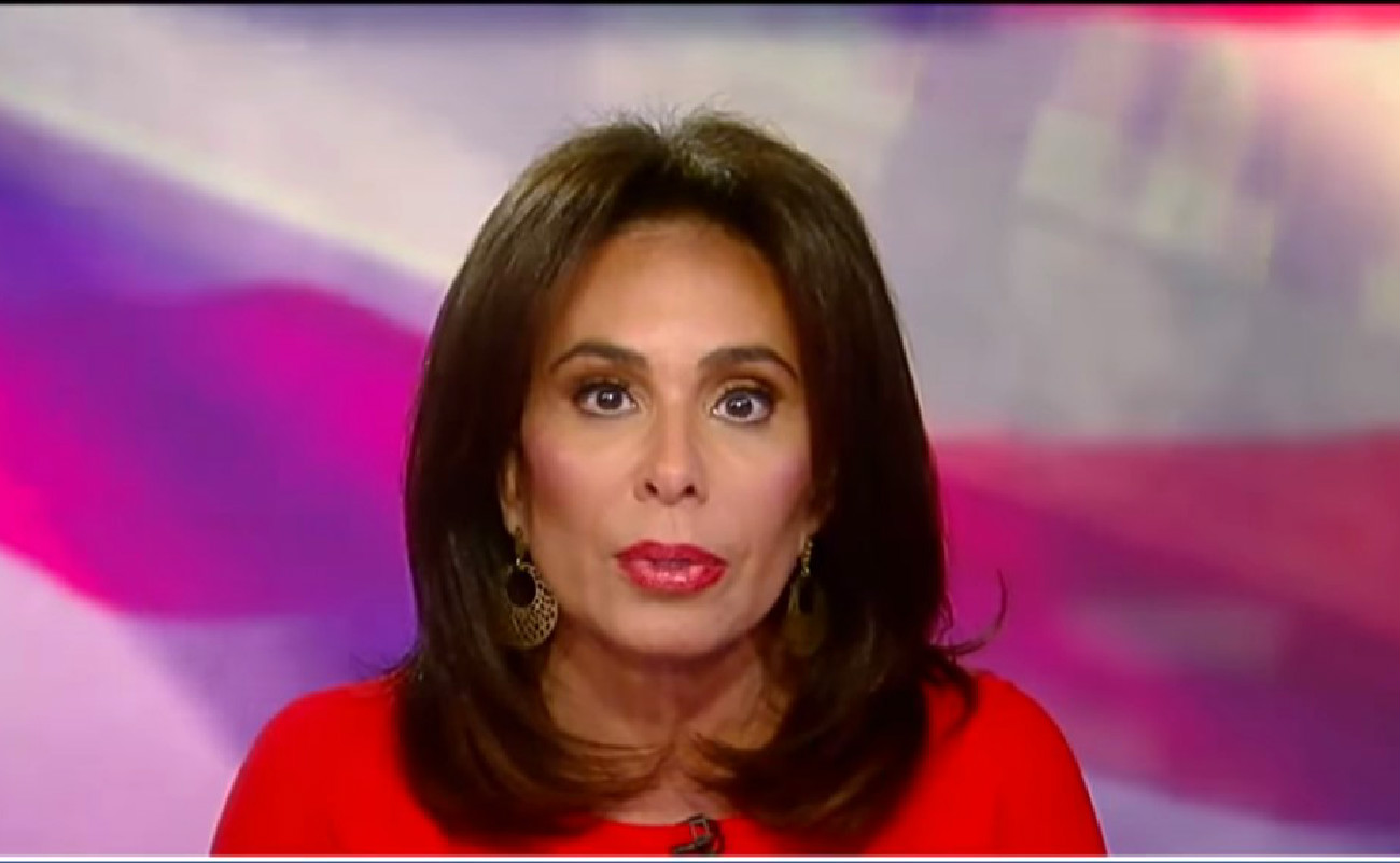 Filling In For Hannity Thursday, Fox's Jeanine Pirro Tops Cable News In Total Viewers And Demo