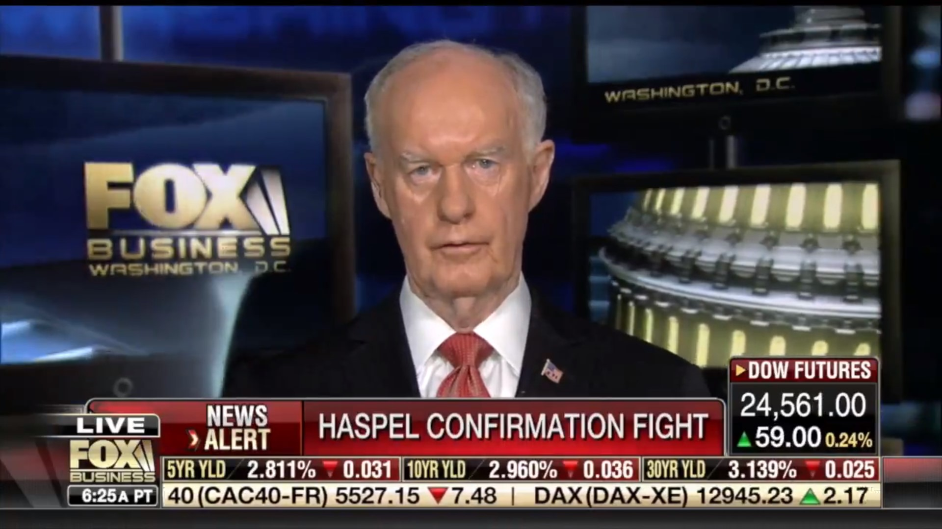 Retired General Tells Fox Business That Torture 'Worked' On McCain: 'Why They Call Him Songbird John'