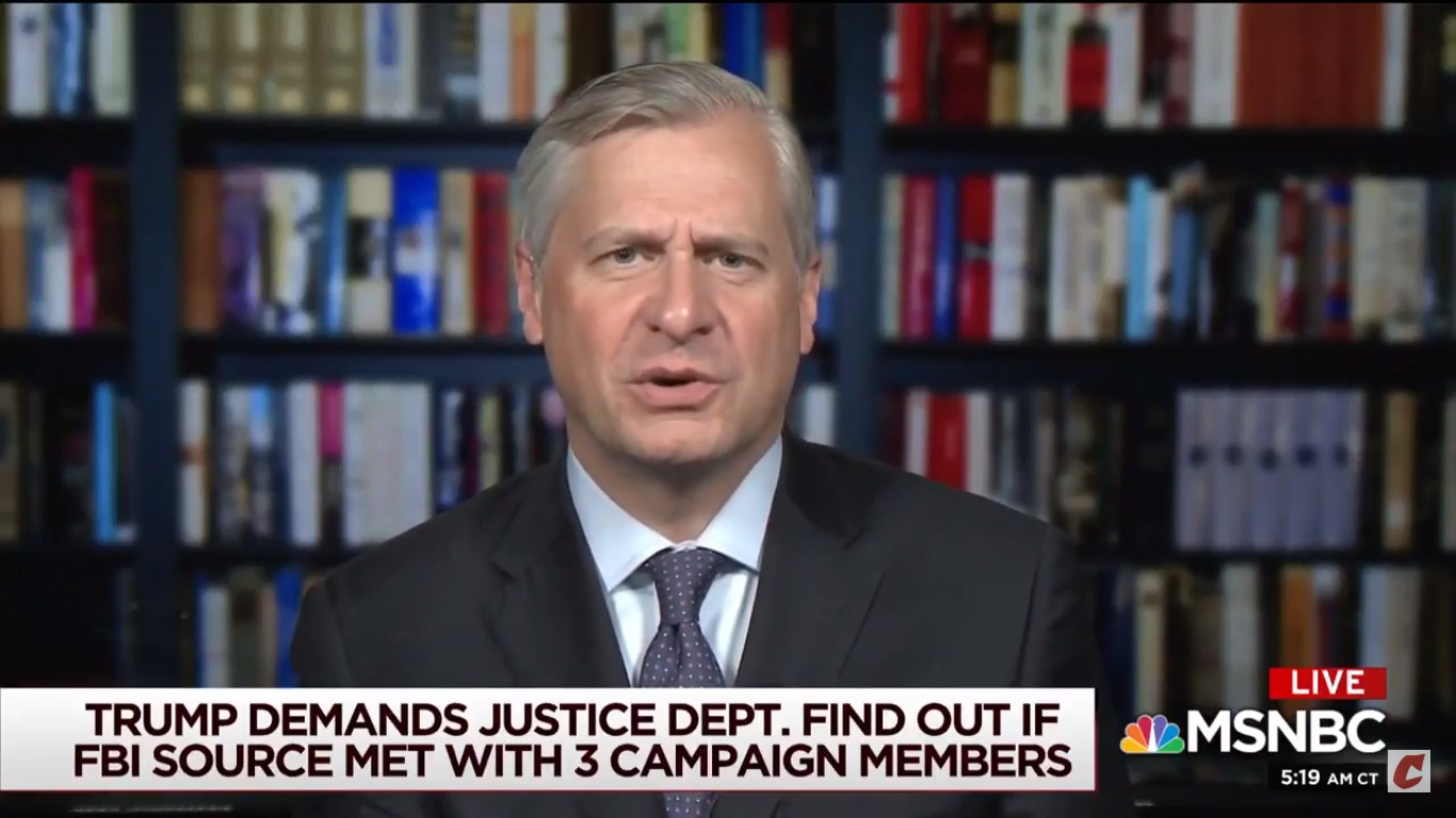 Presidential Historian Jon Meacham: Impeachment Will Be The 'Season Finale' For Trump