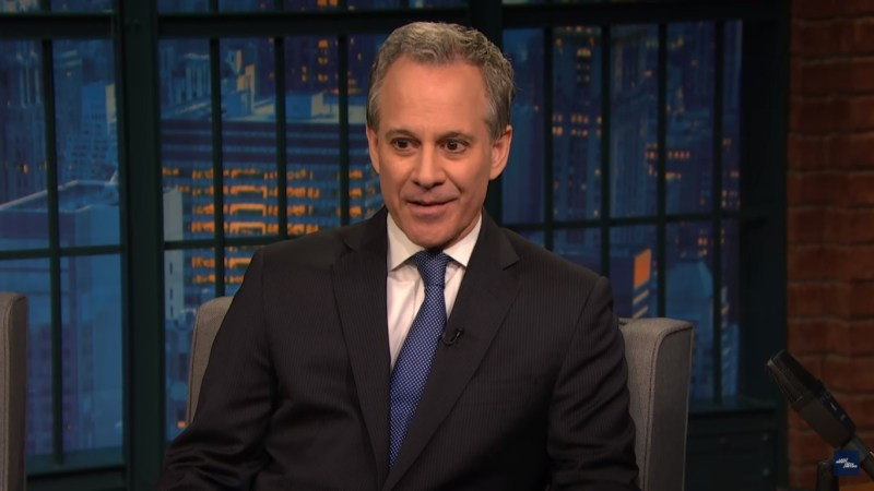 Less Than Four Hours After New Yorker's Bombshell, New York AG Schneiderman Resigns