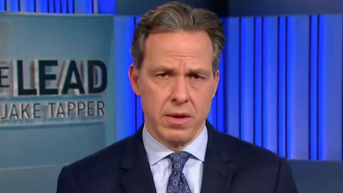 CNN's Tapper Leads Time Slot In Demo For Third Straight Month, Sees 22% Growth In Total Viewership