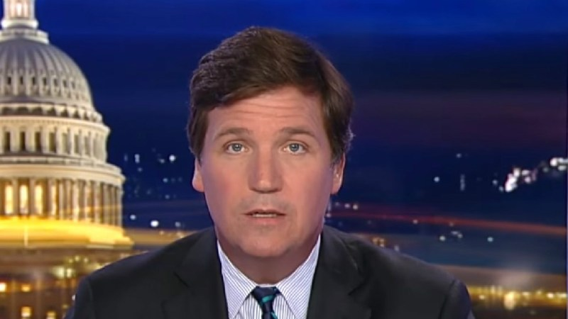 Tucker Carlson Tops Cable News In Demo Tuesday, Maddow Finishes Third