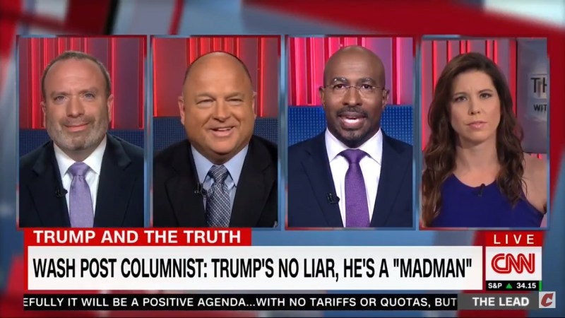 Van Jones Rips Ex-Trump Advisor For Saying POTUS Uses 'Truthful Hyperbole': We're 'Spinning The Spin Off The Spin'