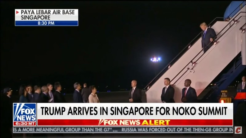 Fox & Friends Host Makes Freudian Slip For The Ages: Trump-Kim Meeting Between 'Two Dictators'