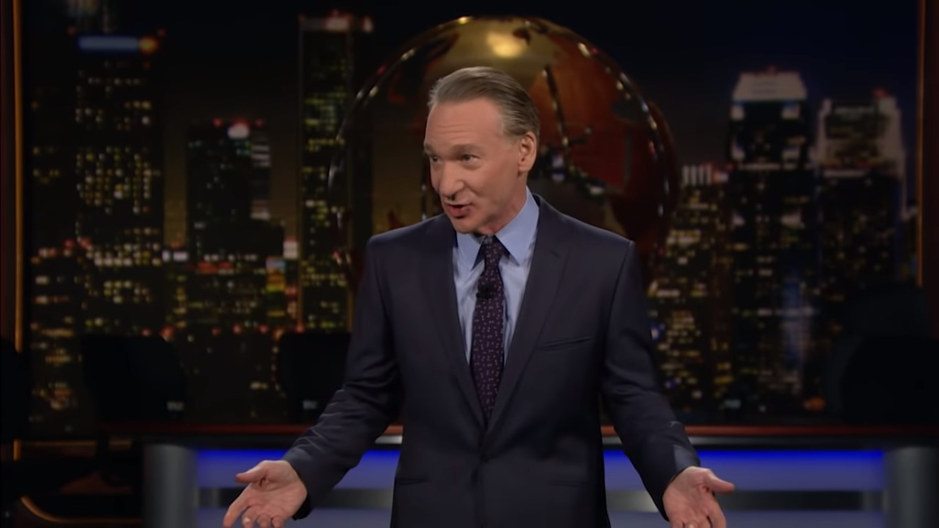 Right-Wing Media Predictably Jumps All Over Bill Maher For Saying 'Bring On The Recession'