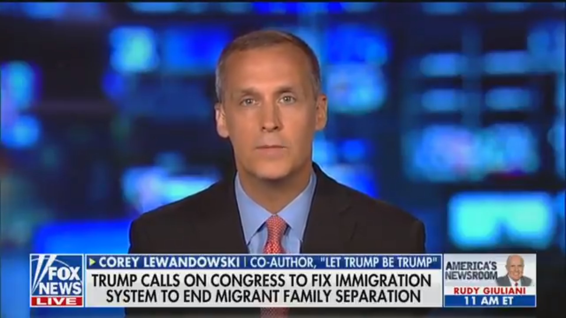 Corey Lewandowski Refuses To Apologize For Mocking 10-Year-Old Girl With Down Syndrome