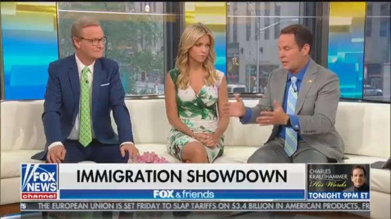 Fox's Brian Kilmeade Faces Intense Backlash For Saying Migrant Children 'Are Not Our Kids'