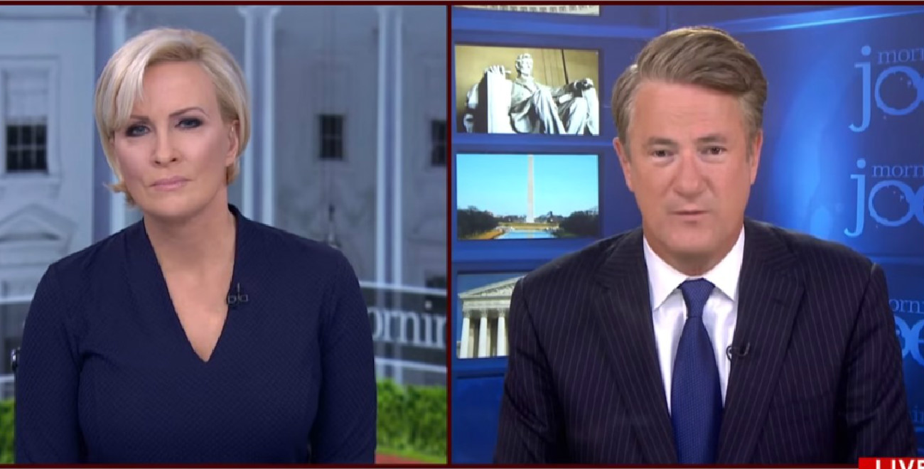 Joe Scarborough Agrees With Trump That It's 'Vicious' To Lie About A Loved One's Facelift