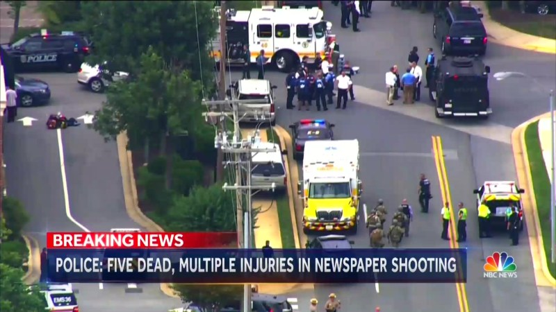4chan Extremists Justify And Celebrate Capital Gazette Shooting