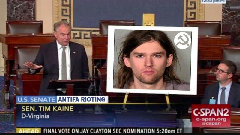 Alt-Right Senate Nominee Corey Stewart Shares Obviously Fake Photo To Smear Tim Kaine