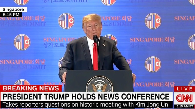 Trump Says He Won't Admit If Kim Summit Blows Up In His Face: 'I'll Find Some Kind Of Excuse'