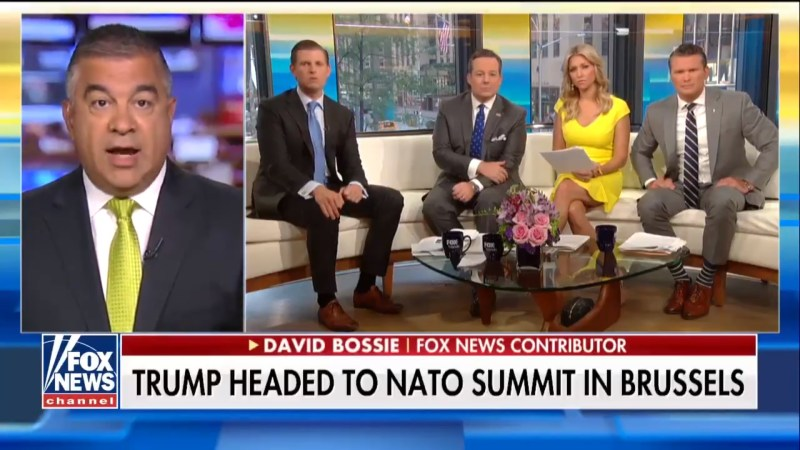 Fox Contributor David Bossie Returns To Air Two Weeks After His 'Cotton-Picking' Remarks