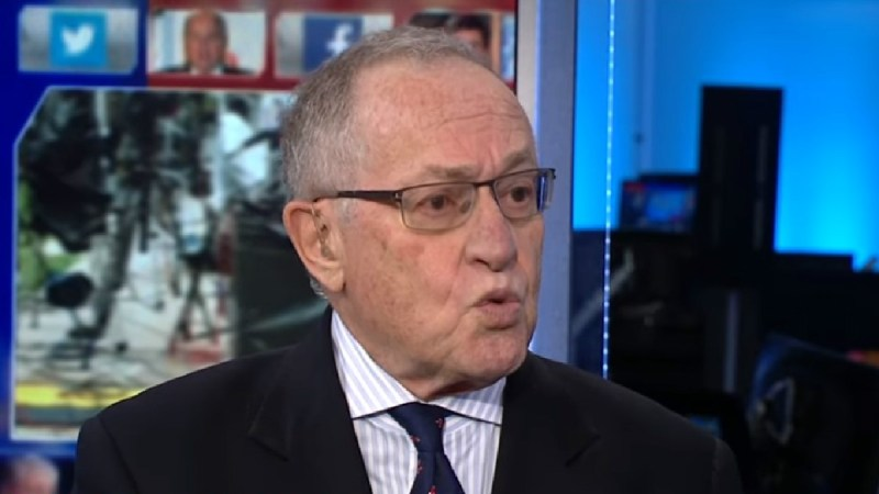 Dershowitz: Supreme Court Could Overturn Trump Impeachment Because Collusion's Not A Crime