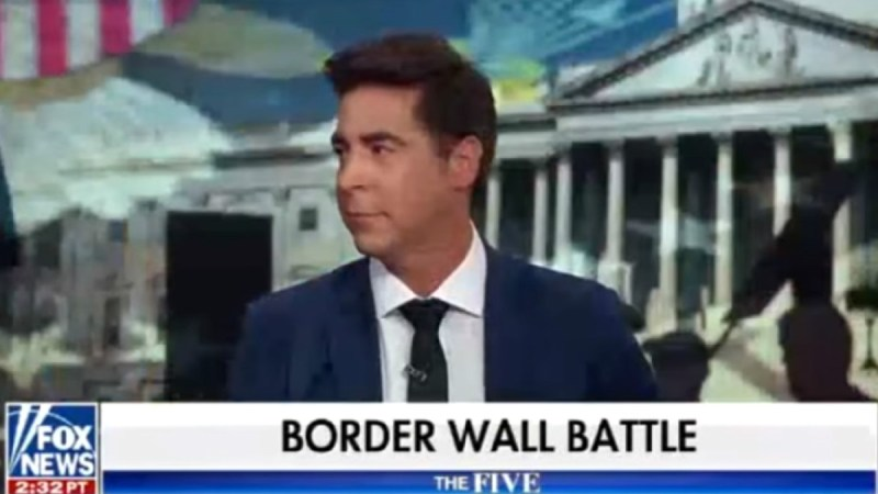 Fox's Jesse Watters: Trump Wants The 'Best And Brightest' Immigrants, Not 'Some Guy's Uncle From Zimbabwe'
