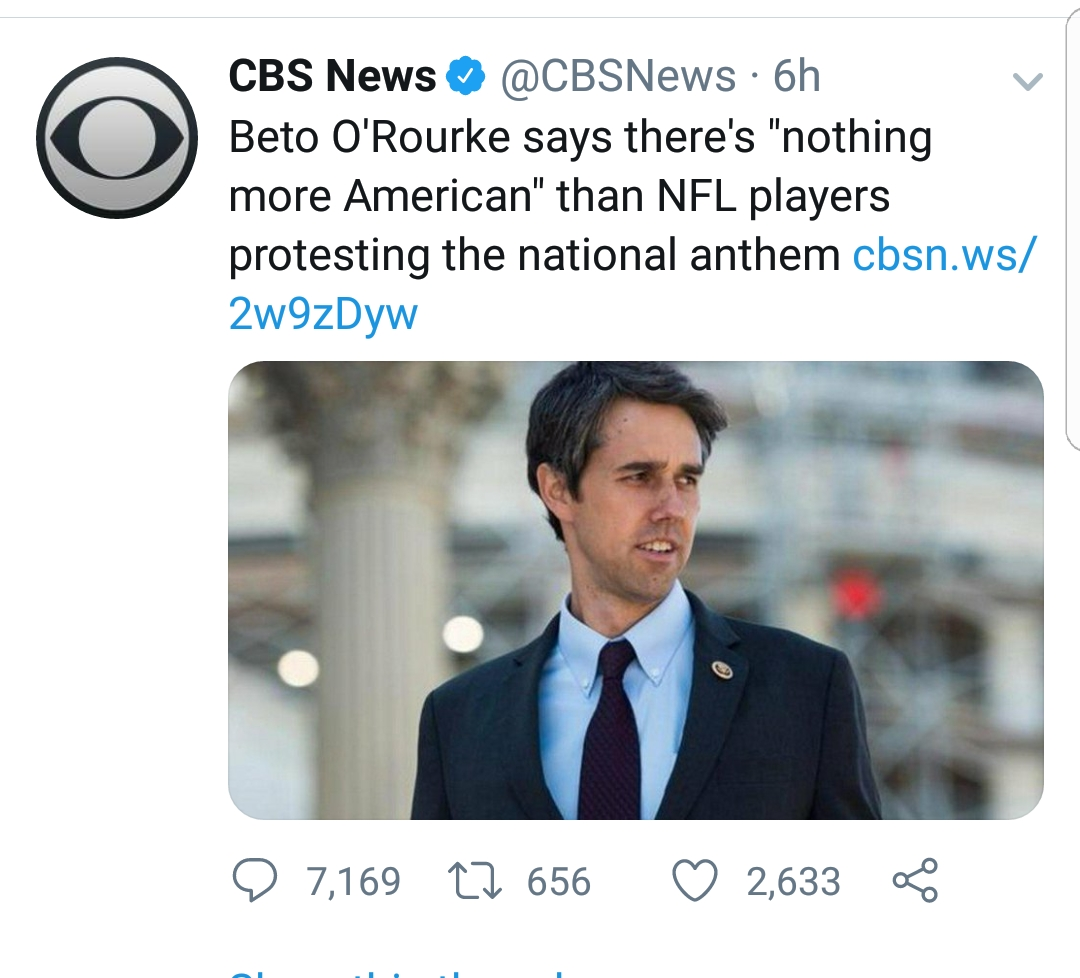 CBS News Gets Mercilessly Dragged Over Headline Claiming NFL