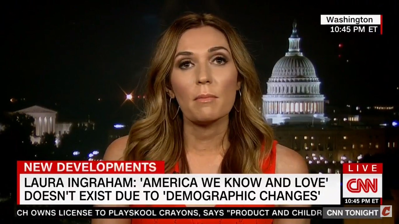 CNN's Amanda Carpenter Goes Off On Ingraham: 'Who's The One Who Really Hates America?'