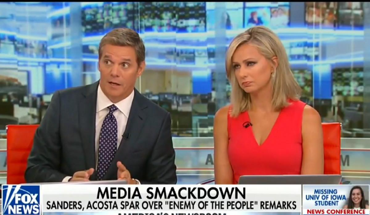 Fox Anchor Bill Hemmer Asks White House Staffer Mercedes Schlapp: 'Are You Tired Of Winning?'