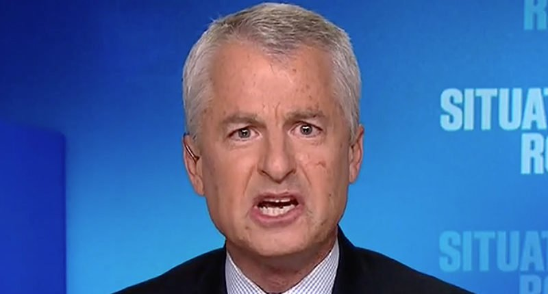 Phil Mudd Rages At Pro-Trump Commentator, Tries To Throw Him Off CNN