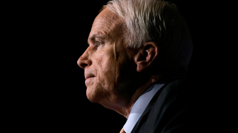 McCain's Eulogizers Remind Us Democratic Norms Are Living Ghosts
