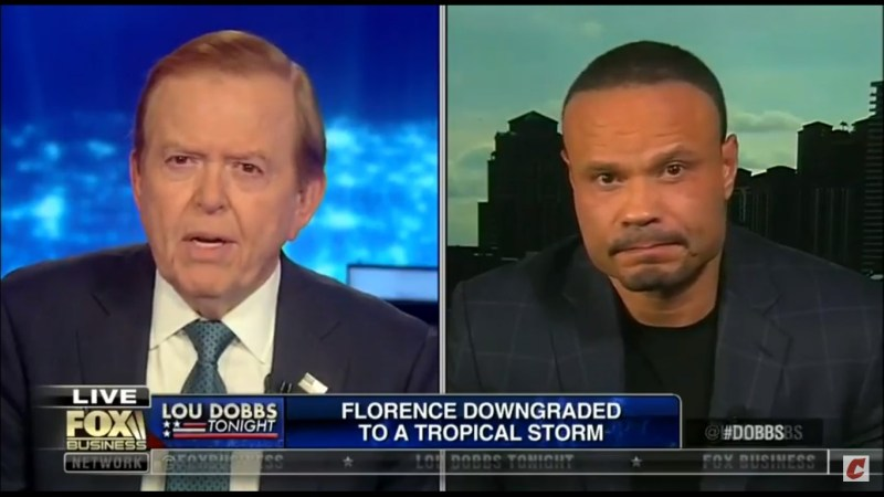 Dan Bongino: Why Were Puerto Rico Death Toll Numbers Released As Hurricane Florence Approached?