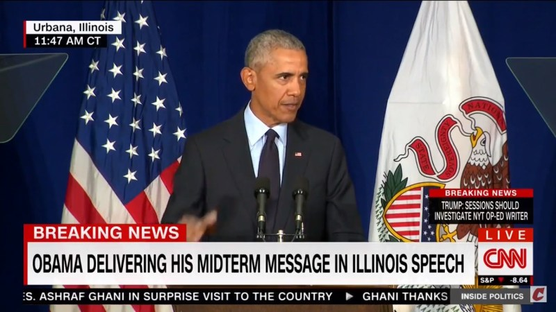 Obama Absolutely Scorches Trump: 'How Hard Can That Be, Saying Nazis Are Bad?!'