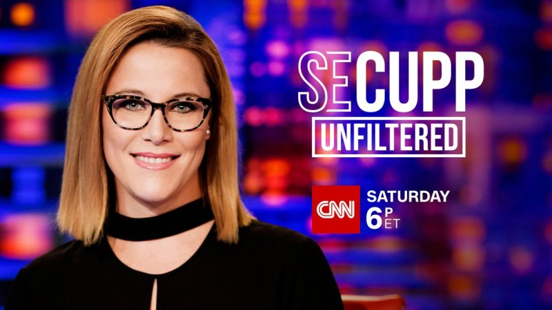 CNN's 'S.E. Cupp Unfiltered' Sees 34 Percent Growth In Total Viewership Since Debut