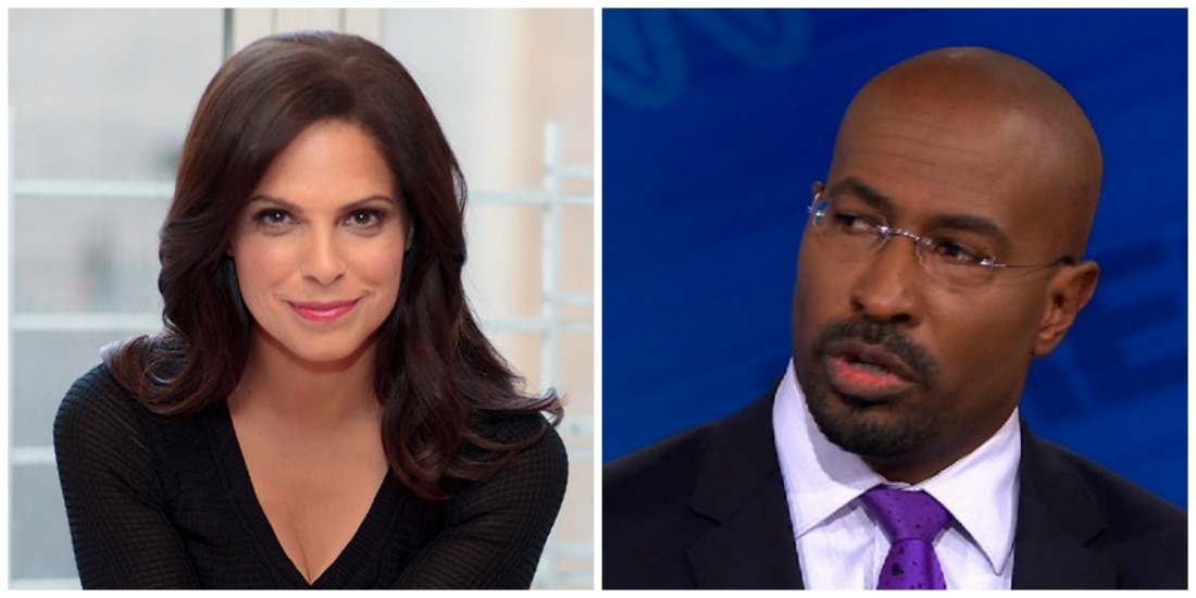 Soledad O'Brien Drags Van Jones Over His 'Pathetic' Jared Kushner Interview: 'This Cannot Be Real'