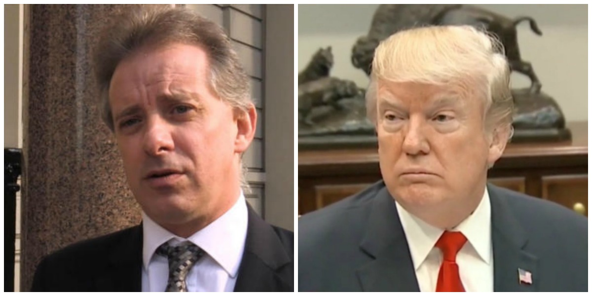 Here's What We Know About The Steele Dossier