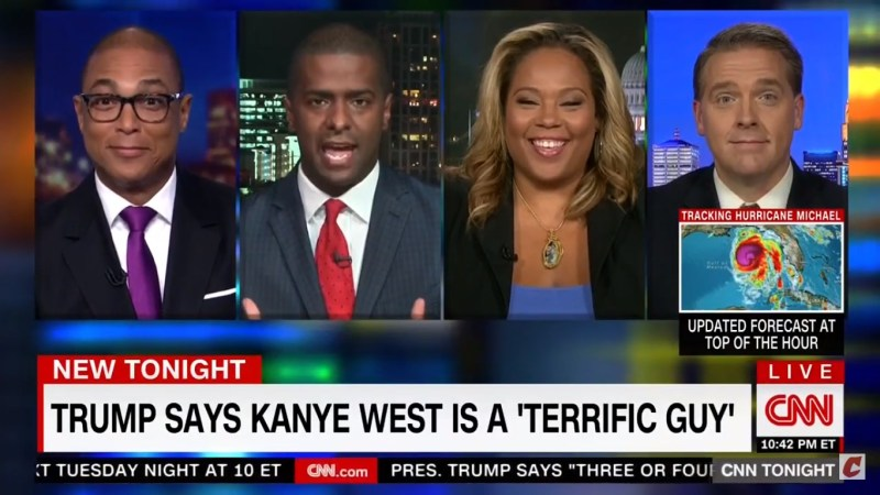 CNN's Bakari Sellers: 'Kanye West Is What Happens When Negroes Don't Read'