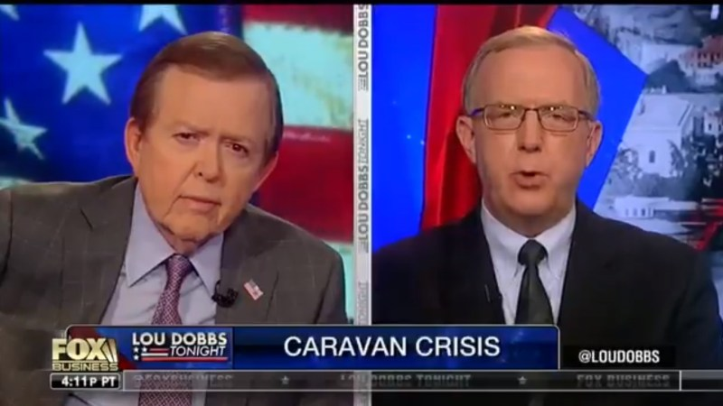 Lou Dobbs Guest Who Promoted Anti-Semitic Conspiracy Booted From Fox Programming