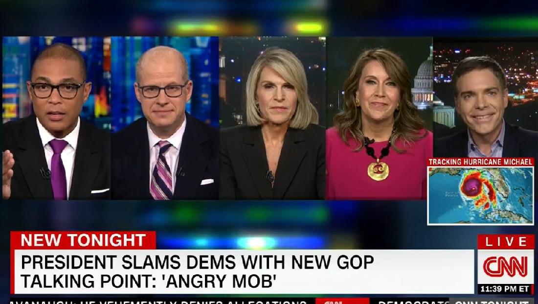 Don Lemon Shouts Down Conservative Panelist For Talking Over Him: 'Shut Up!'
