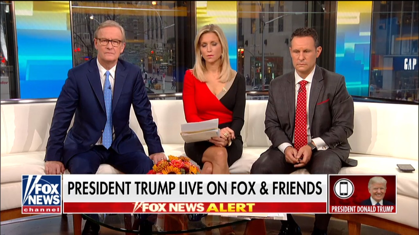 After Fox Stops Broadcasting His Rallies, Trump Twice Calls Into The Network For Lengthy Interviews