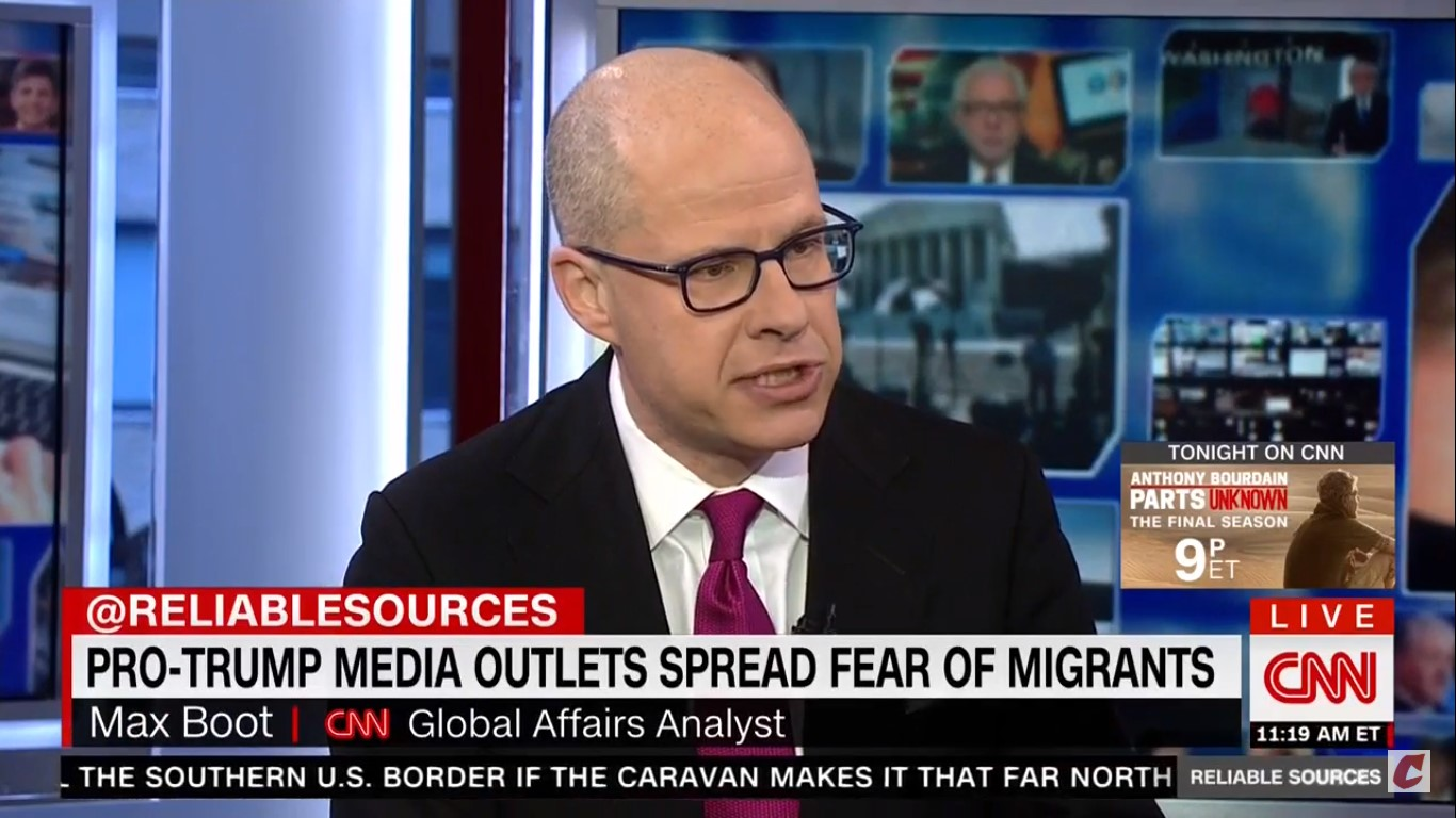 Max Boot: Under Fox And Trump, The GOP Has Transformed Into 'A White Nationalist Party'