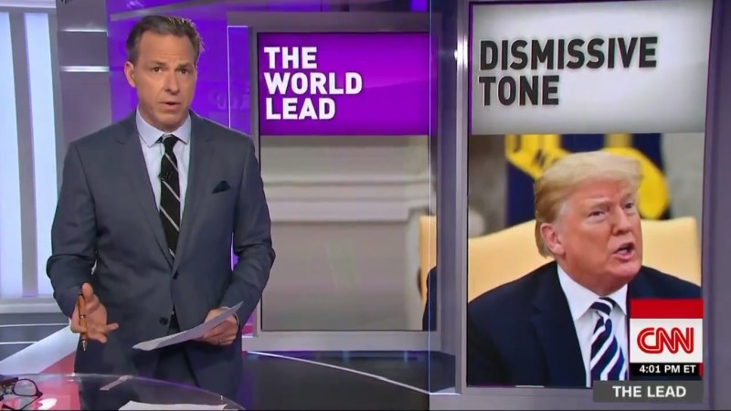 Tapper: Trump Has 'Harsher Words' For Taylor Swift Than Saudis Who Likely Killed Khashoggi
