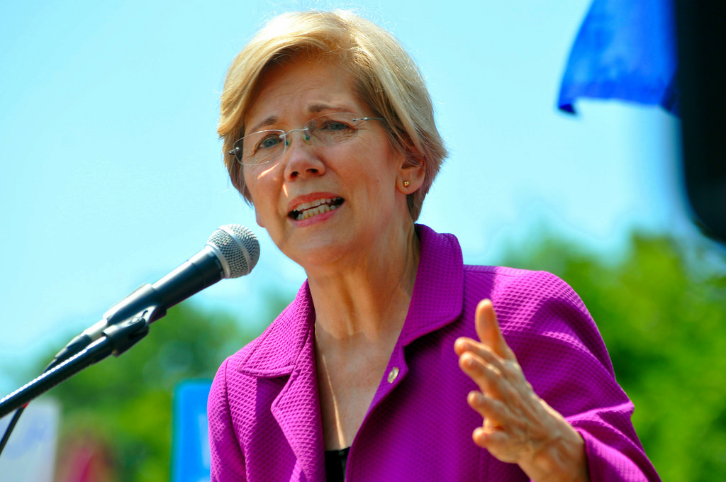 Elizabeth Warren's Heritage Now the 'But Her Emails!' of the 2020 Presidential Campaign