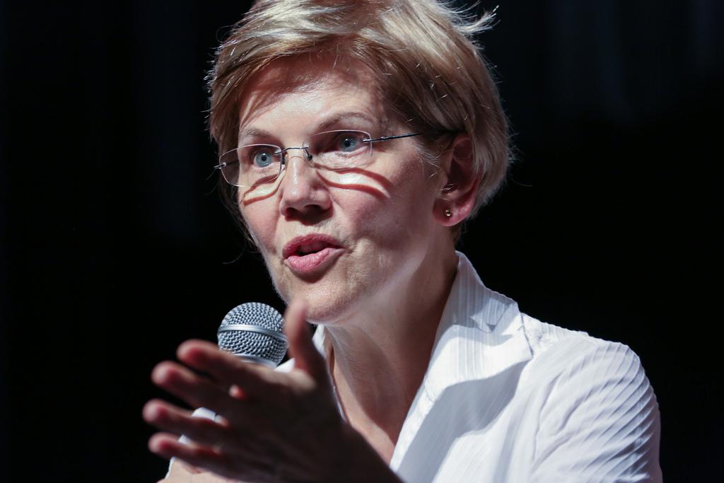 Elizabeth Warren Accuses Trump Of 'Creepy Physical Threats' Over DNA Test