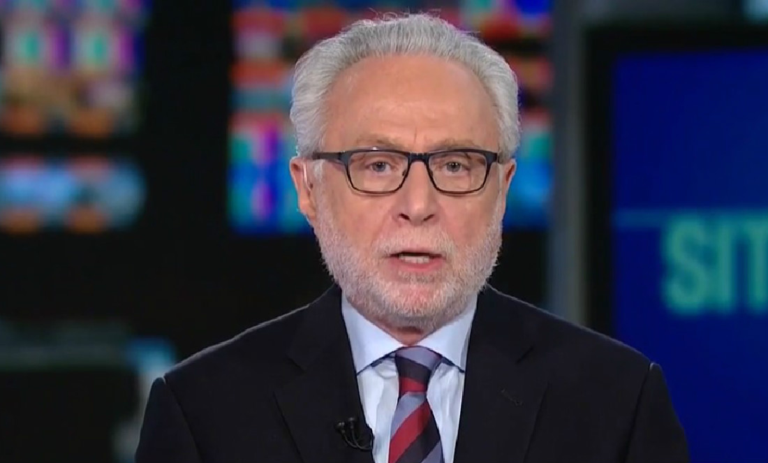 Wolf Blitzer Signs Off By Reassuring Viewers CNN Will 'Continue To Do Our Job…Despite These Threats'