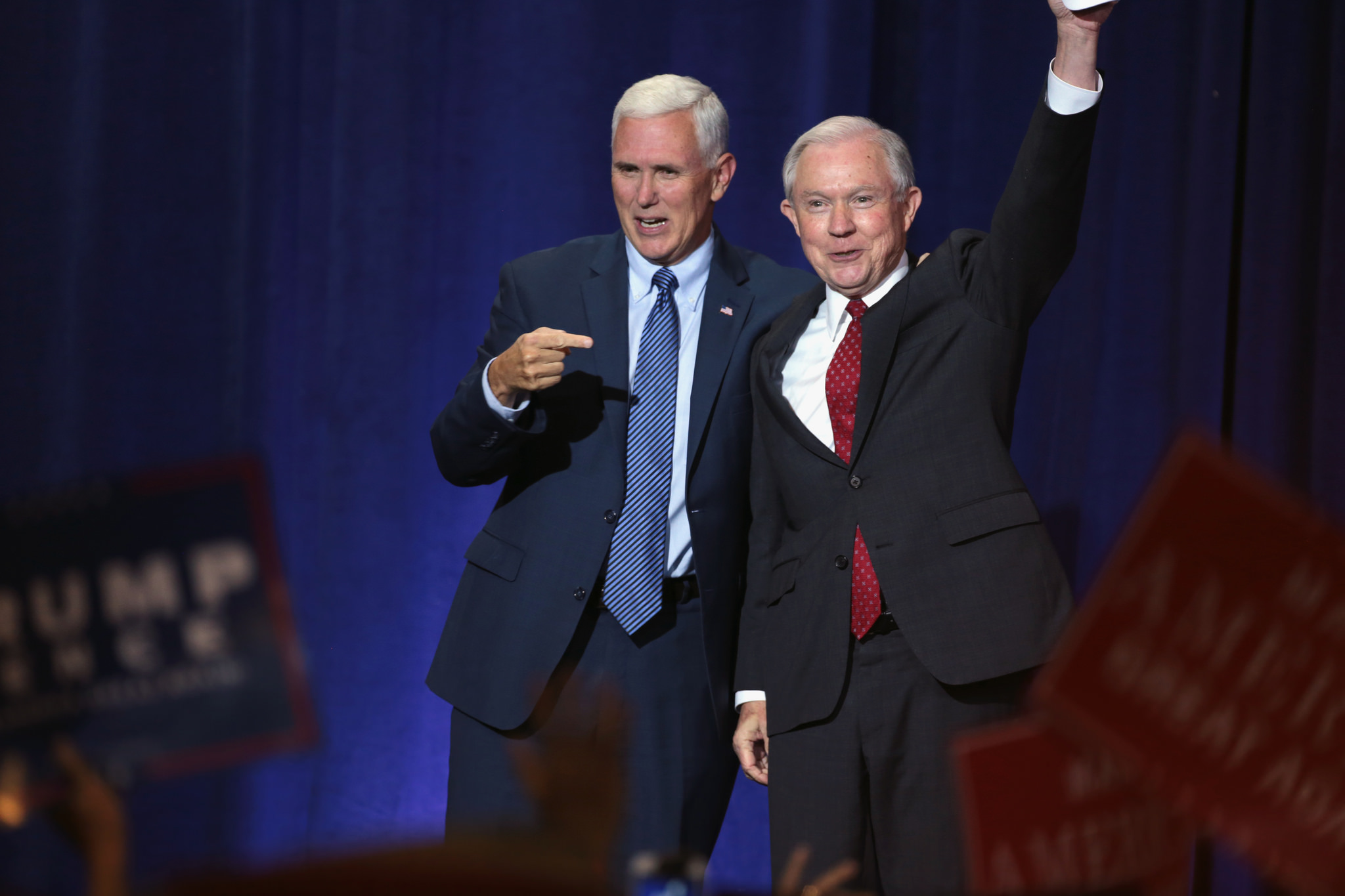 Jeff Sessions Is 'The Worst Attorney General In Modern American History,' ACLU Says