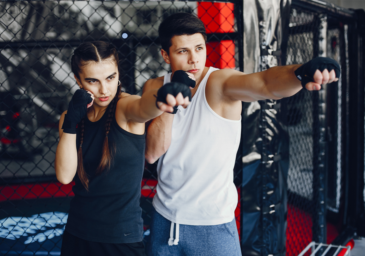 Best exercise for hands is boxing regularly
