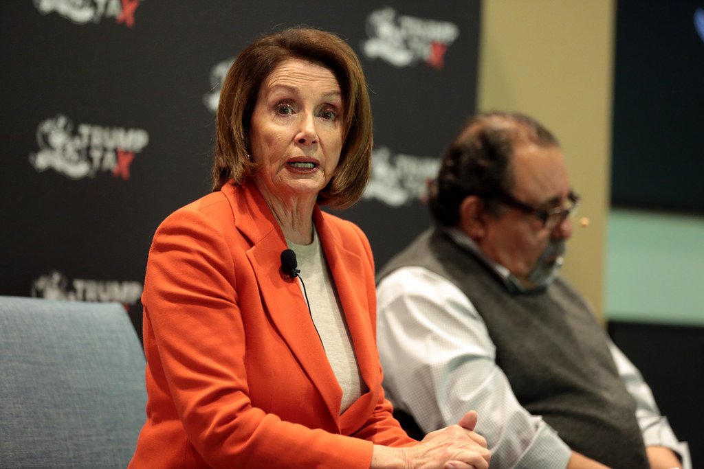 Nancy Pelosi Could Face A Fight For House Speaker