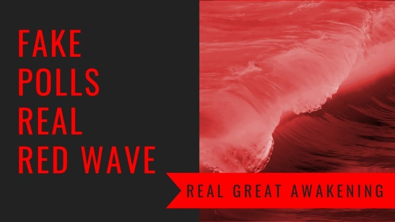 QAnon Believers Melt Down After The Midterm Election 'Red Tsunami' Fails To Come To Pass